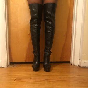 Thigh High Steve Madden Boots